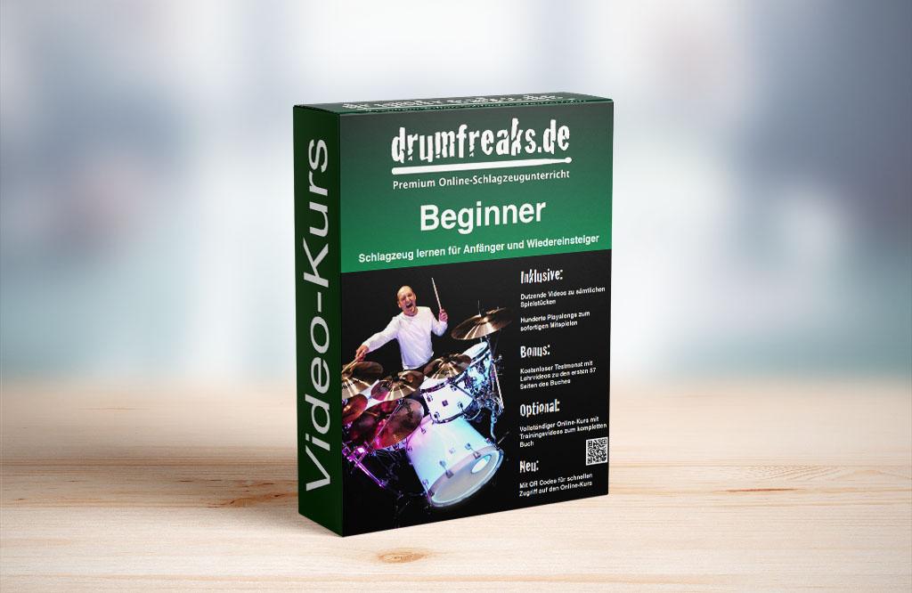 "Drumfreaks-""Beginner"""