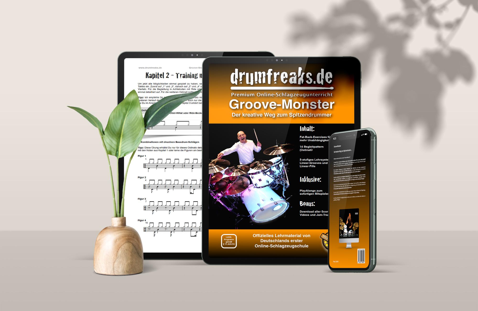 """""""Groove-Monster"""""""