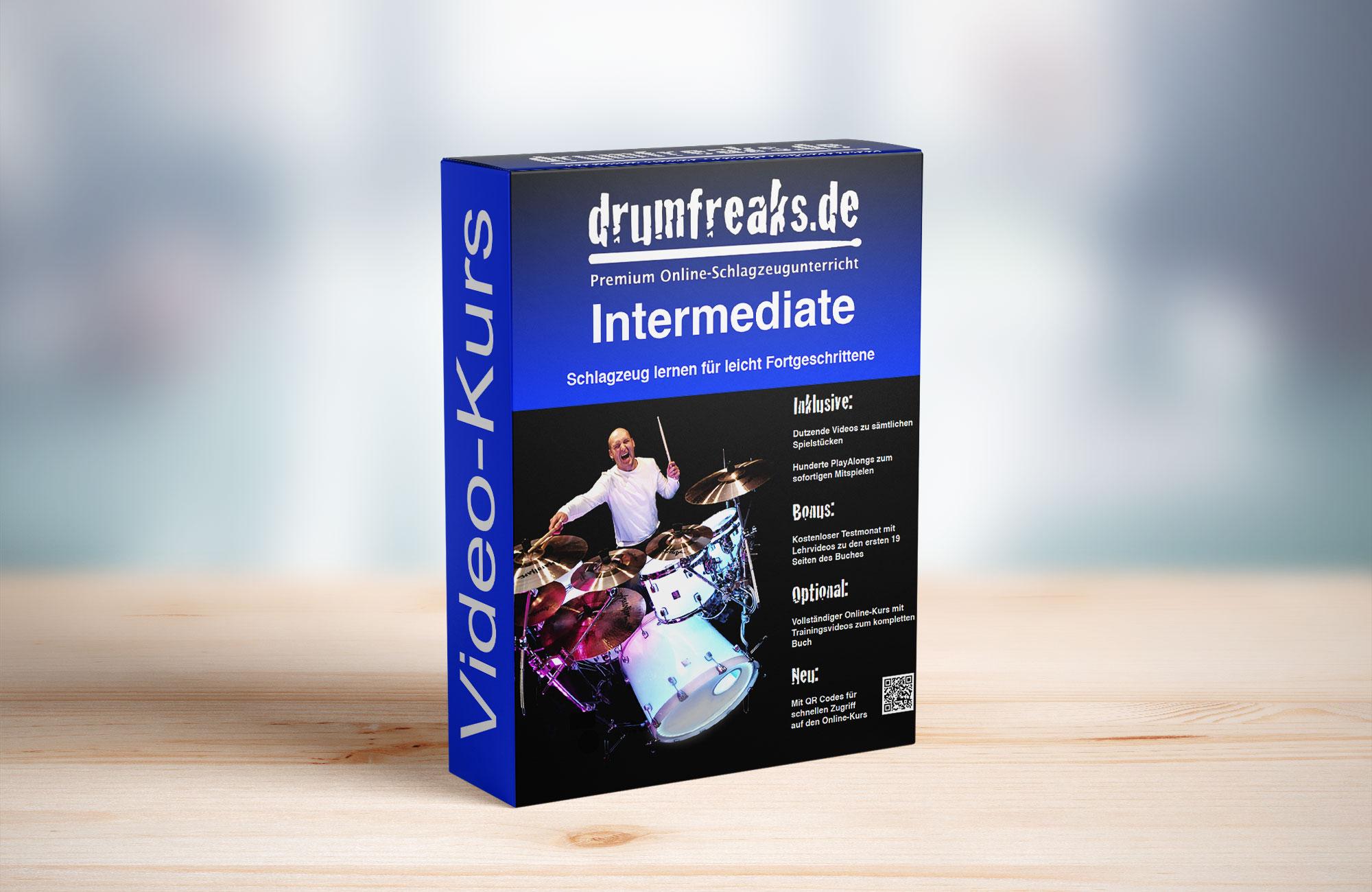 "Drumfreaks-""Intermediate"""